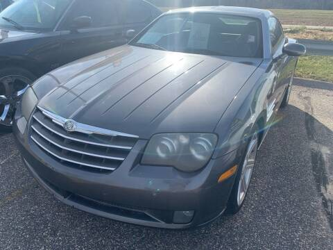 2005 Chrysler Crossfire for sale at 51 Auto Sales in Portage WI
