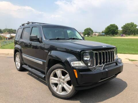 2012 Jeep Liberty for sale at Nations Auto in Lakewood CO