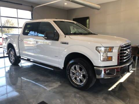 2016 Ford F-150 for sale at Crossroads Car & Truck in Milford OH