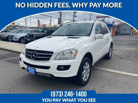 2007 Mercedes-Benz M-Class for sale at Route 46 Auto Sales Inc in Lodi NJ