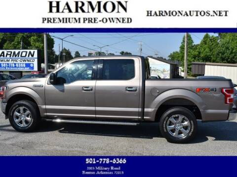 2018 Ford F-150 for sale at Harmon Premium Pre-Owned in Benton AR