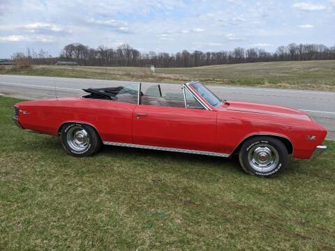 1967 Chevrolet Chevelle for sale at GREAT DEALS ON WHEELS in Michigan City IN