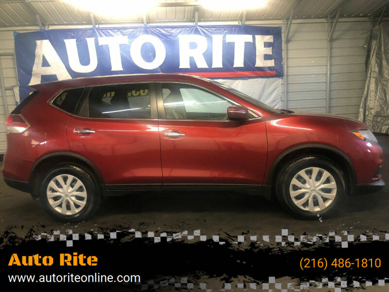 2015 Nissan Rogue for sale at Auto Rite in Cleveland OH
