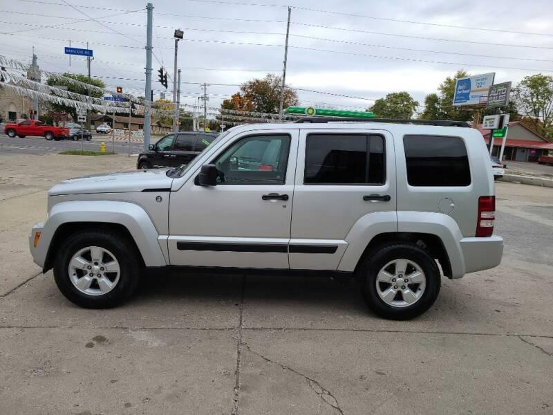 2010 Jeep Liberty for sale at Bob Boruff Auto Sales in Kokomo IN