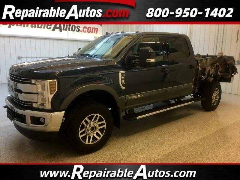 2019 Ford F-250 Super Duty for sale at Ken's Auto in Strasburg ND