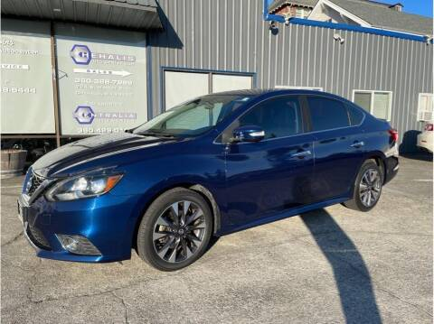 2017 Nissan Sentra for sale at Chehalis Auto Center in Chehalis WA