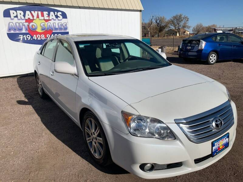 2008 Toyota Avalon for sale at Praylea's Auto Sales in Peyton CO
