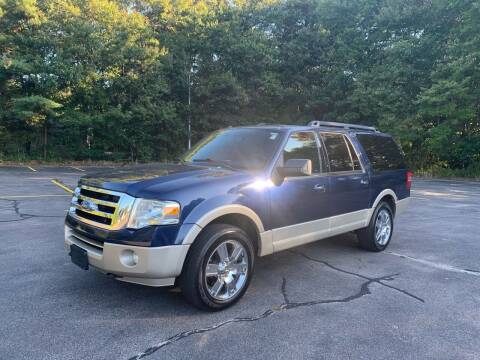 2010 Ford Expedition EL for sale at Pristine Auto in Whitman MA