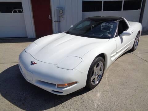 1999 Chevrolet Corvette for sale at Lewin Yount Auto Sales in Winchester VA