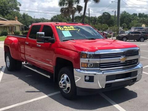 2016 Chevrolet Silverado 3500HD for sale at Consumer Auto Credit in Tampa FL