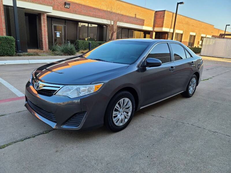 2014 Toyota Camry for sale at DFW Autohaus in Dallas TX