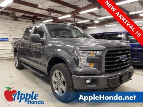 2017 Ford F-150 for sale at APPLE HONDA in Riverhead NY