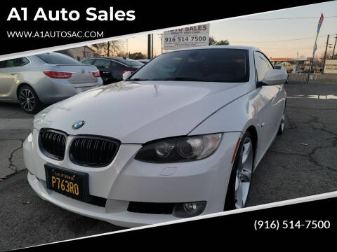 2010 BMW 3 Series for sale at A1 Auto Sales in Sacramento CA