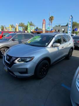 2017 Nissan Rogue for sale at 2955 FIRESTONE BLVD - 3271 E. Firestone Blvd Lot in South Gate CA