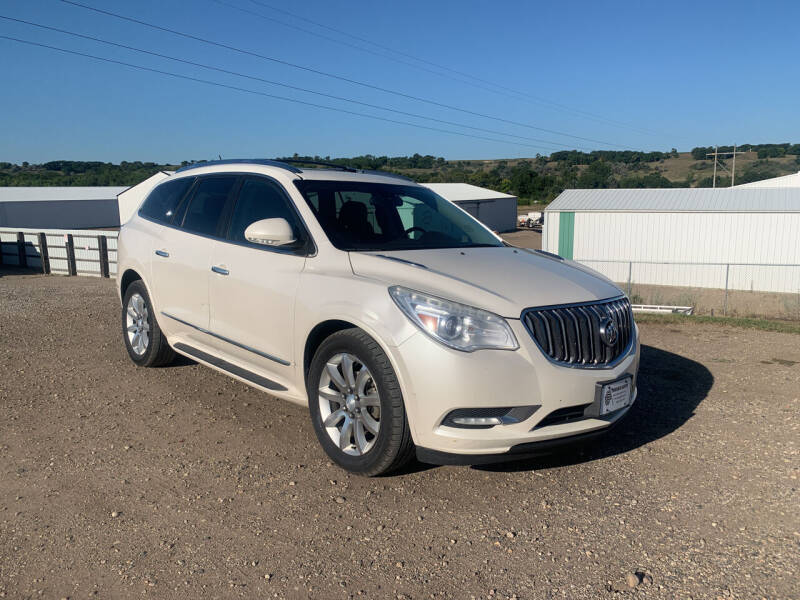 2014 Buick Enclave for sale at TRUCK & AUTO SALVAGE in Valley City ND