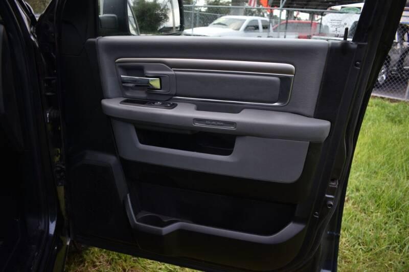 2020 RAM Ram Pickup 1500 Classic 4x2 SLT 4dr Crew Cab 6.3 ft. SB Pickup - Miami FL