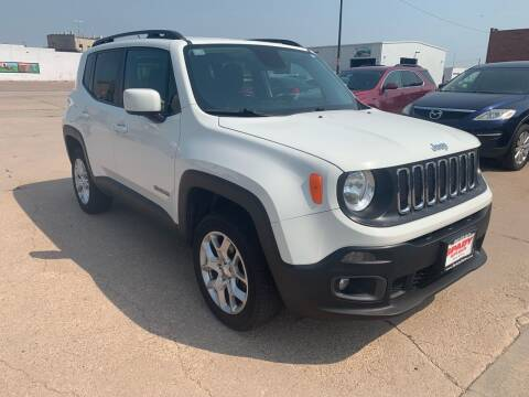 2016 Jeep Renegade for sale at Spady Used Cars in Holdrege NE