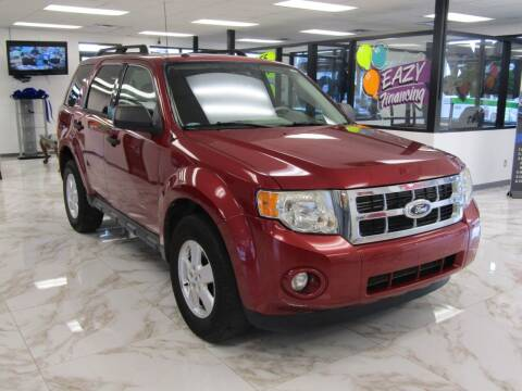 2012 Ford Escape for sale at Dealer One Auto Credit in Oklahoma City OK