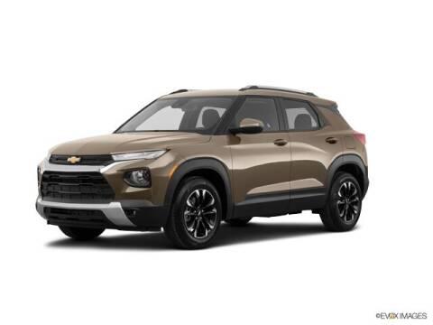 2021 Chevrolet TrailBlazer for sale at Bob Weaver Auto in Pottsville PA