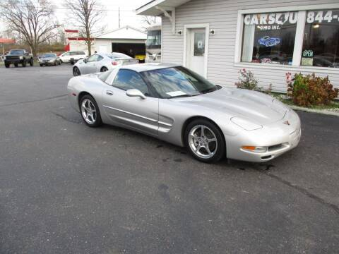 2004 Chevrolet Corvette for sale at Cars 4 U in Liberty Township OH