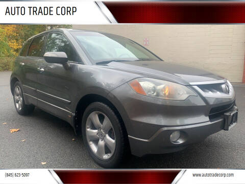 2008 Acura RDX for sale at AUTO TRADE CORP in Nanuet NY