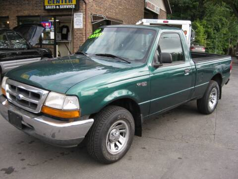 1999 Ford Ranger for sale at Middlesex Auto Center in Middlefield CT