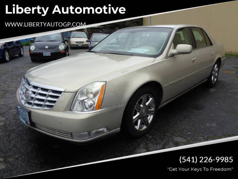 2007 Cadillac DTS for sale at Liberty Automotive in Grants Pass OR