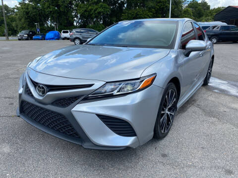 2018 Toyota Camry for sale at Capital City Imports in Tallahassee FL