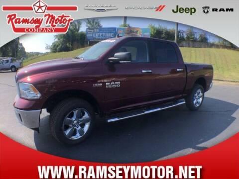 2017 RAM Ram Pickup 1500 for sale at RAMSEY MOTOR CO in Harrison AR