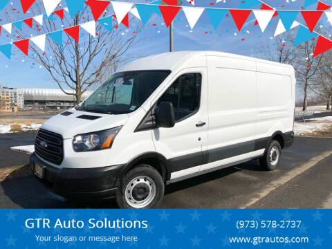 2018 Ford Transit Cargo for sale at GTR Auto Solutions in Newark NJ