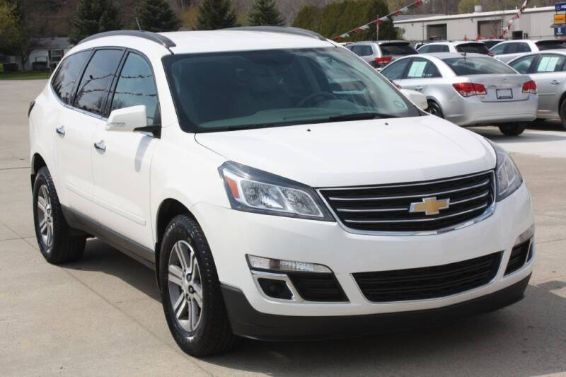 2015 Chevrolet Traverse for sale at Sandusky Auto Sales in Sandusky MI