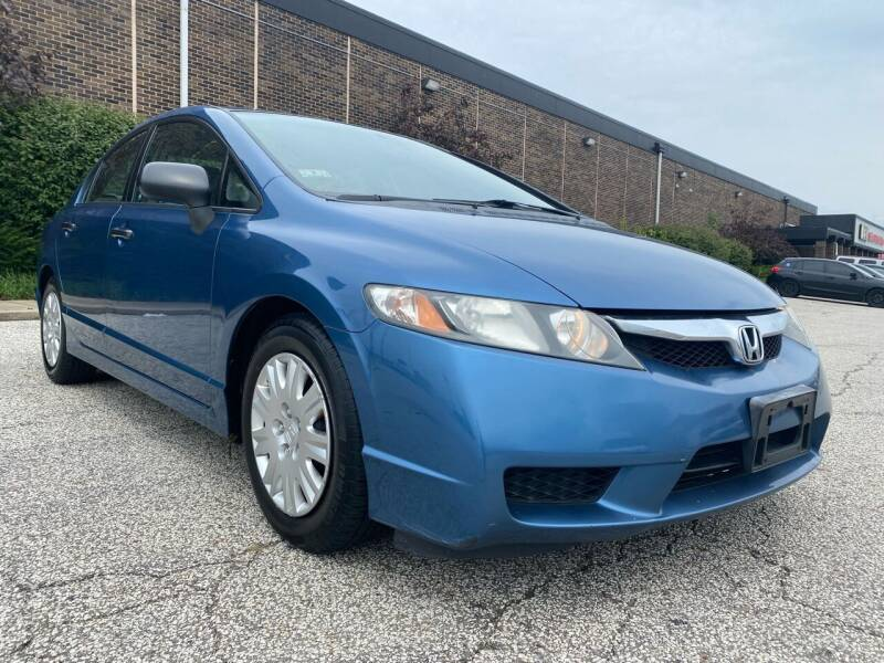 2009 Honda Civic for sale at Classic Motor Group in Cleveland OH