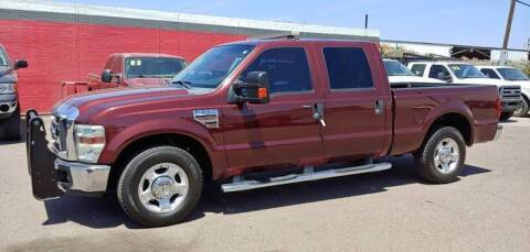 2010 Ford F-250 Super Duty for sale at Advantage Motorsports Plus in Phoenix AZ