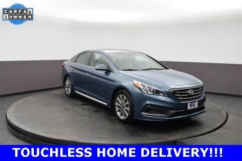 2017 Hyundai Sonata for sale at M & I Imports in Highland Park IL