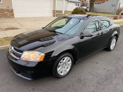 2012 Dodge Avenger for sale at Jordan Auto Group in Paterson NJ