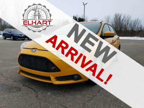 2013 Ford Focus for sale at Elhart Automotive Campus in Holland MI