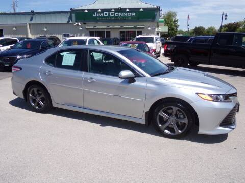 2018 Toyota Camry for sale at Jim O'Connor Select Auto in Oconomowoc WI