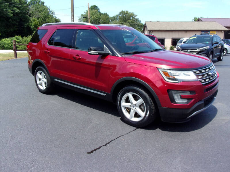 2017 Ford Explorer for sale at Dave Thornton North East Motors in North East PA