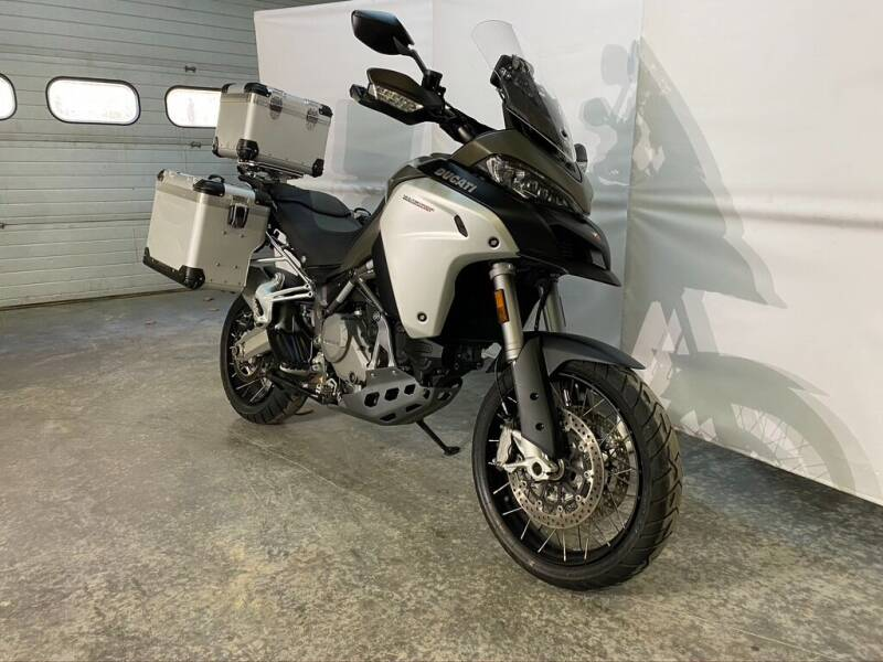 2016 Ducati Multistrada 1200 Enduro for sale at Kent Road Motorsports in Cornwall Bridge CT