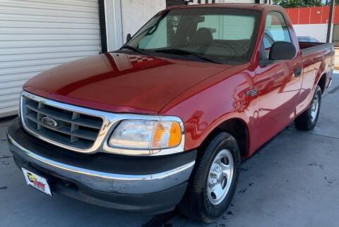 2000 Ford F-150 for sale at Tiny Mite Auto Sales in Ocean Springs MS