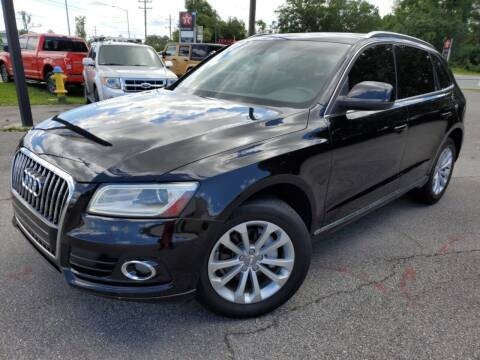 2013 Audi Q5 for sale at Capital City Imports in Tallahassee FL