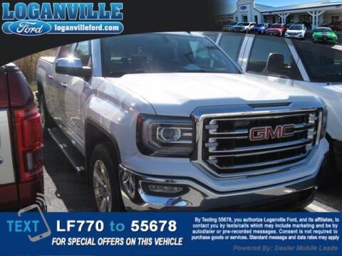 2016 GMC Sierra 1500 for sale at Loganville Ford in Loganville GA