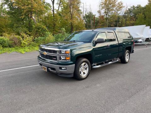 2014 Chevrolet Silverado 1500 for sale at GT Toyz Motor Sports & Marine in Halfmoon NY