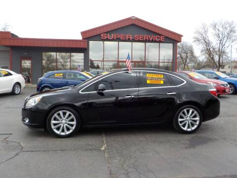 2012 Buick Verano for sale at Super Service Used Cars in Milwaukee WI