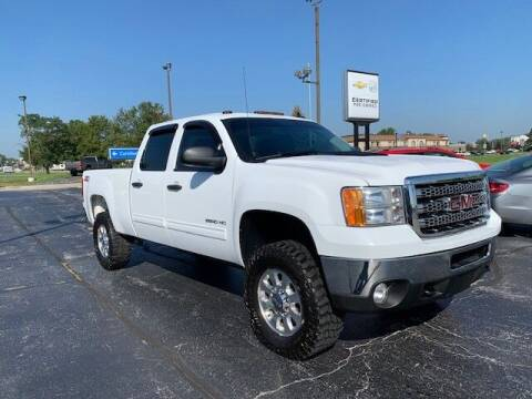 2014 GMC Sierra 2500HD for sale at Dunn Chevrolet in Oregon OH