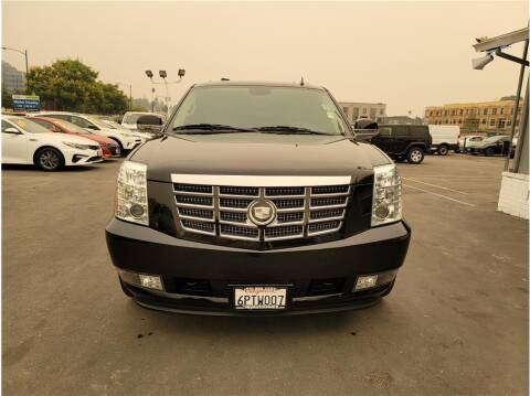 2011 Cadillac Escalade for sale at AutoDeals in Daly City CA