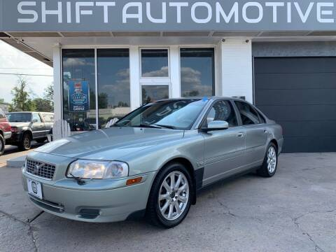 2004 Volvo S80 for sale at Shift Automotive in Denver CO
