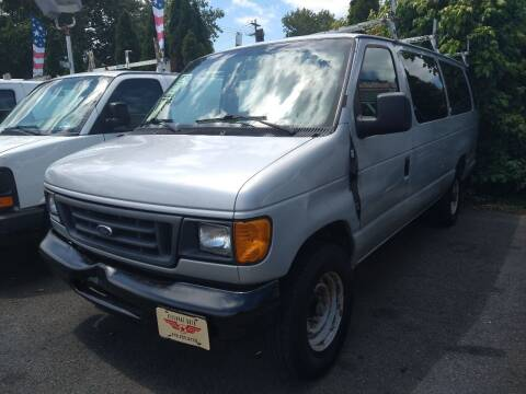 2006 Ford E-Series Wagon for sale at P J McCafferty Inc in Langhorne PA