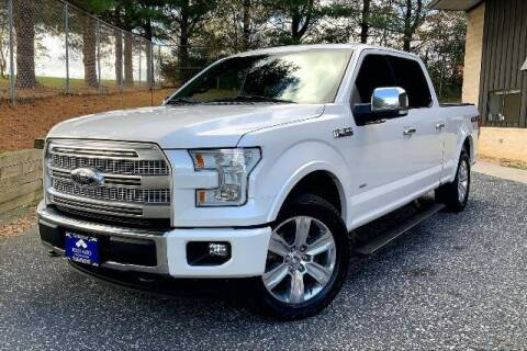 2015 Ford F-150 for sale at TRUST AUTO in Sykesville MD