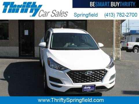 2019 Hyundai Tucson for sale at Thrifty Car Sales Springfield in Springfield MA